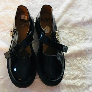 Dr. Martens Mary Jane patent leather 9 docs